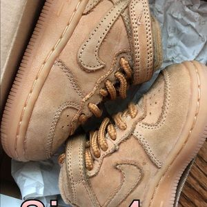 Wheat Air Force 1